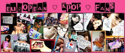 European K-pop Fans