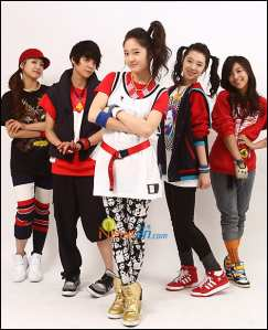 Female K-pop group f(x)
